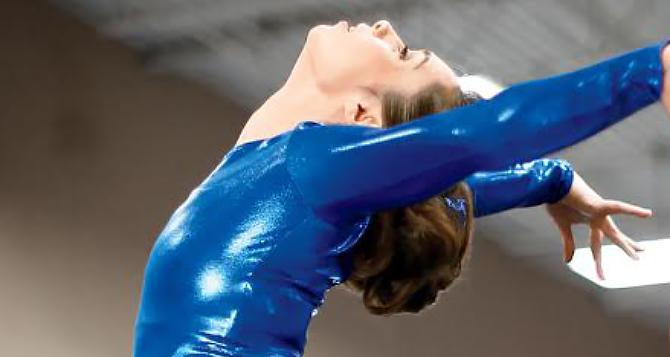Madeleine Goes for Gymnastic Scholarship