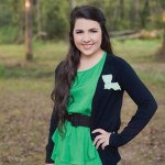 Served as 2013-2014 Louisiana State 4-H President