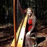 Teresa Wins National Scottish Harp Championship of America