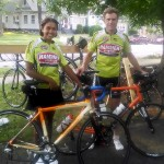 Mary Rides 200 Miles in 12hr Bike Rase
