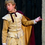 Zachary Performs in 'Richard III' in Shakespeare Festival