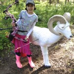 Kira Wins 2nd Place in Female Cub Bowhunter Competition