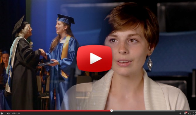 Enjoy a Beautiful Overview of the 2014 Seton Graduation Video
