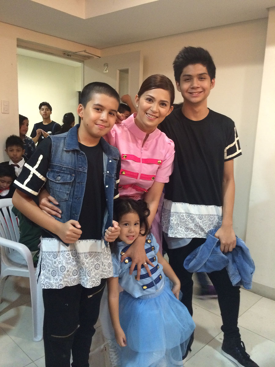 Homeschool Gives Ryle & Lorenz Time to Act, Train and Play Music
