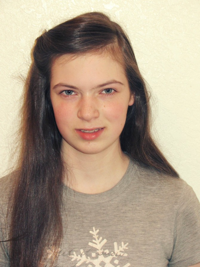 Bethany Wins Interior Alaska State Spelling Bee