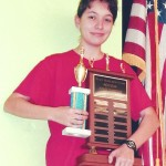 Maile Wins Girl's Hawaii State Chess Championship