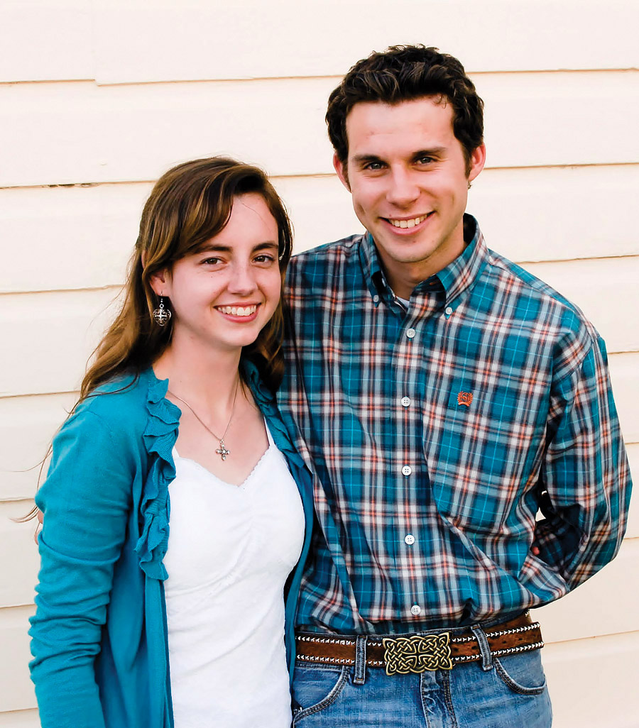 Anna & Willliam to be Married in September, 2015