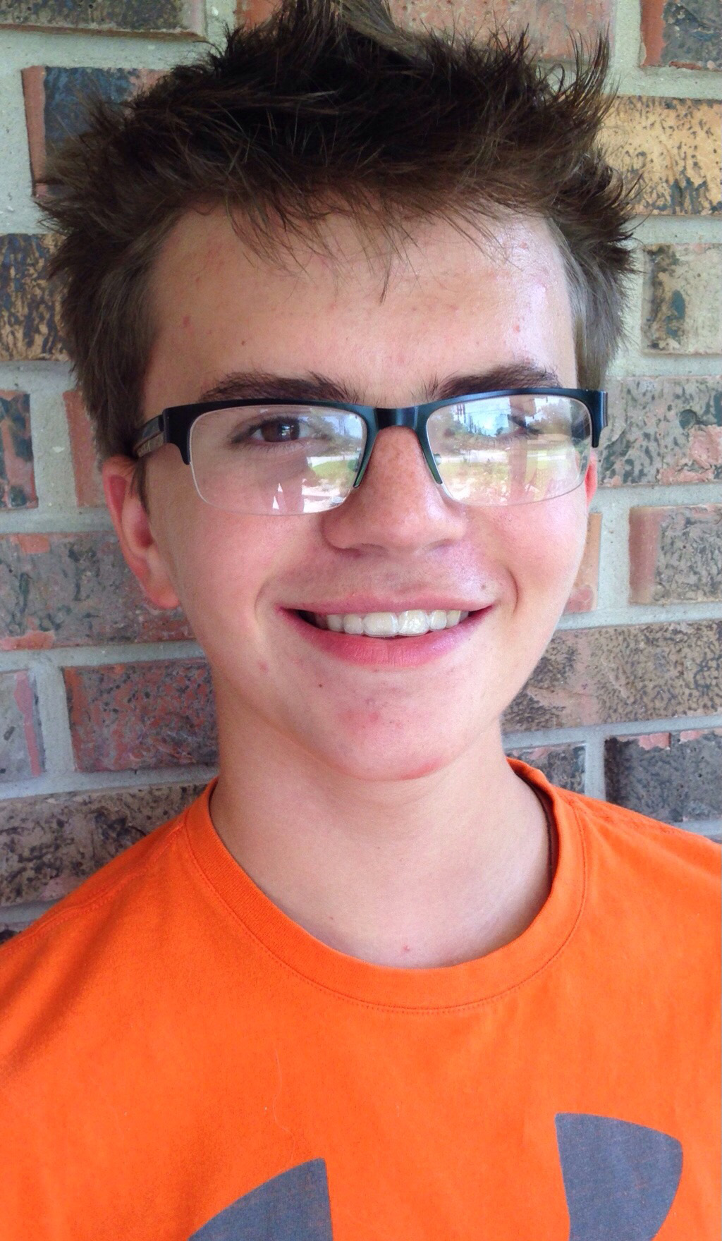 Nathanael Scores 30 on Writing in ACT Test