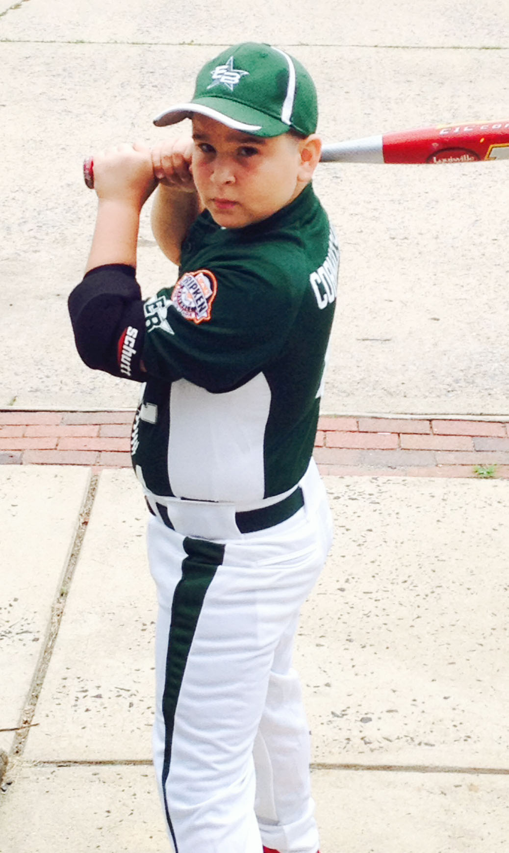 John Mario Represents East Brunswick Baseball League 10 U Travel All-Star Team