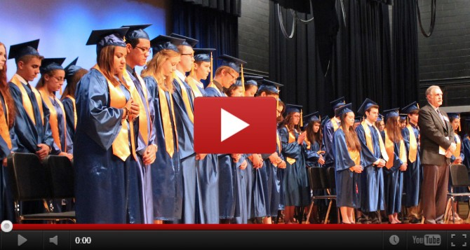 2015 Seton Graduation Celebration