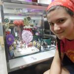 Carmen Awarded Grand Champion for Crafts at Kansas County Fair Visual Arts