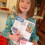 Isabel has Poem Published in Highlights Magazine - Isabel