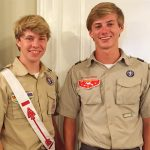 William Earns Rank of Eagle Scout-Will Mayrose