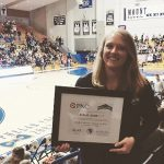 Kelly Recognized by PNC Bank & Mount Athletics - Kelly Smith