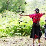 Kira Wins State Archery Contest! - Kira Cook