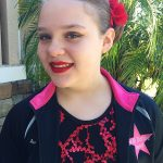 Audrey Wins First Place in Dance Competition -Audry