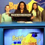 Zachary & Emma-Marie Win Quiz Show