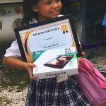 Mirabella Wins First Place in Reading Competition - Mirabella