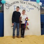 Rachel Named Grand Champion Junior Showmanship - Rachel Saba