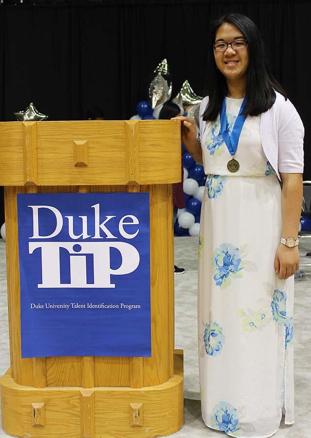 Ann Advances in the Duke Talent Identification Program