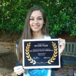 Lauren's Team Wins Second Place in Disney Teen Film Festival
