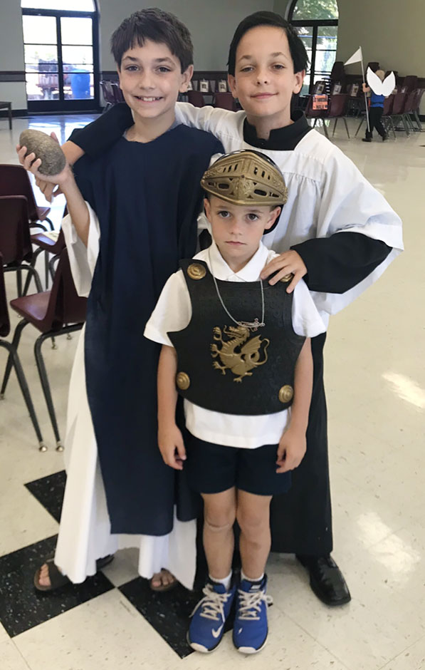 Kedon Creates Kid Catholic YouTube Channel