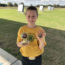 Anthony Wins in State 4-H Archery