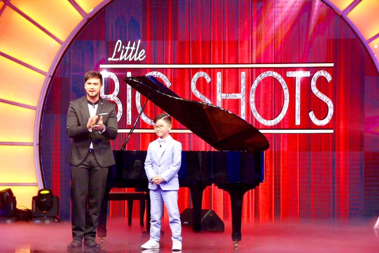 Matty on Little Big Shots and David Pomeranz Concert
