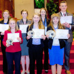 Mary's Speeches Win to Compete at National Level