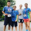Dad Trains Seton Siblings for ZOE P.O.W.E.R. 5K