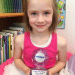 Congrats Mary on Winning the All-Star Ski Team Award