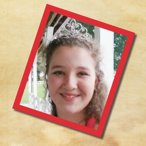 Anna Wins Second Runner-Up in Pre-Teen Pageant