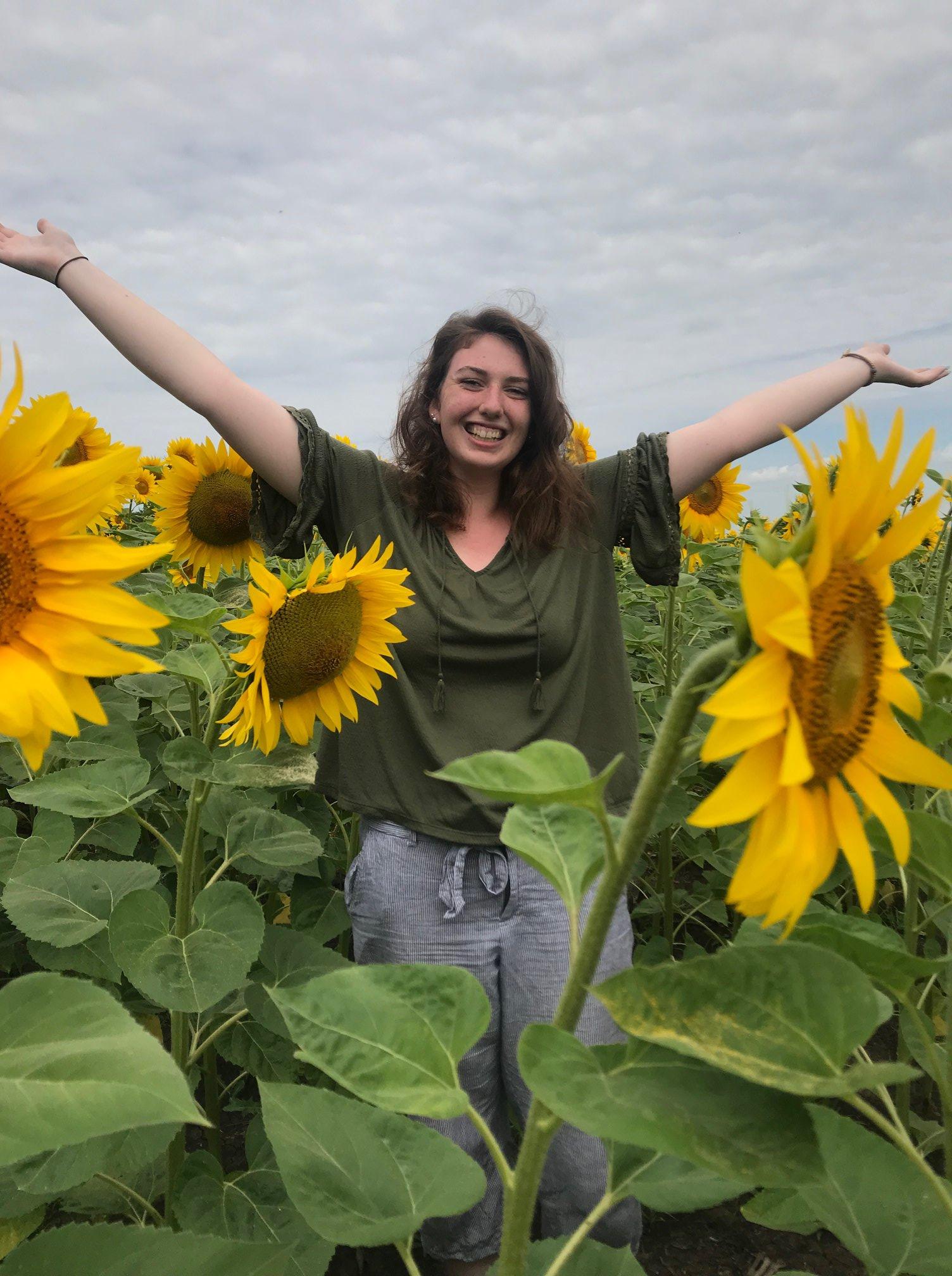 Mary to Moldova to Study Russian on Scholarship