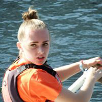 Sea Cadet Élodie Rows to Gold on the Thames