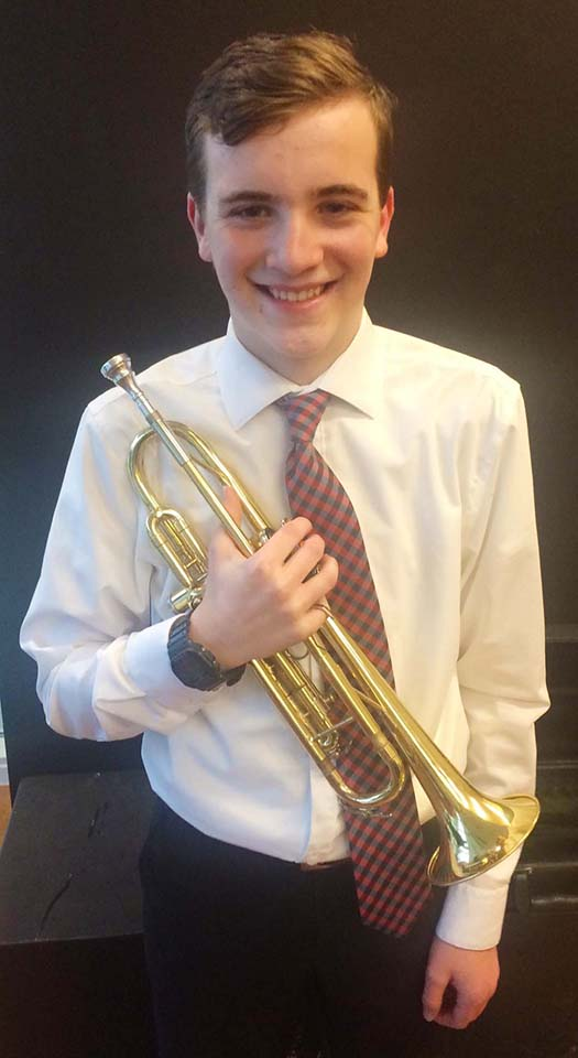 Thomas Wins Seat in St. Louis All-Suburban Band