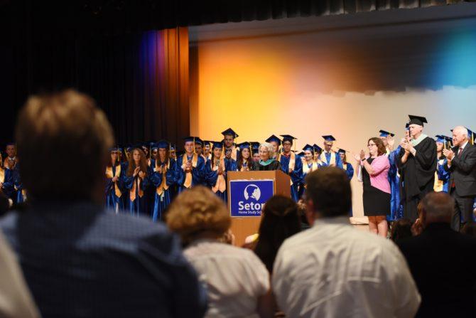 Graduation 2018 Highlights