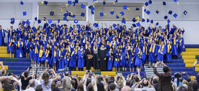 Ten Seton Grads Share $15,000 in Scholarships
