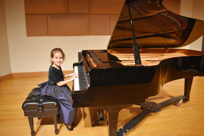 Marianne-Rose Wins Young Artist Piano Competition