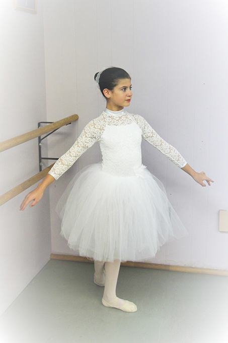 Grace Performs in Kentucky Repertory Dance Theatre