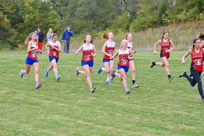 Homeschooling Helps Aubrey Succeed in Cross Country