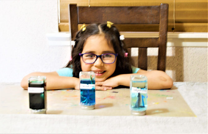 Aleah – Ocean Zone Jars Teach about the Oceans