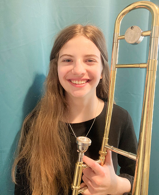 Maura Earns Seat in the All-Suburban Band